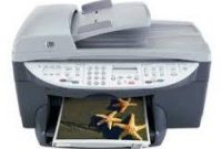 HP Officejet 6105 All-in-One Printer
